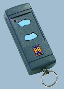 HORMANN  Remote HSE2 -868  CE 0682 blue button remote Genuine