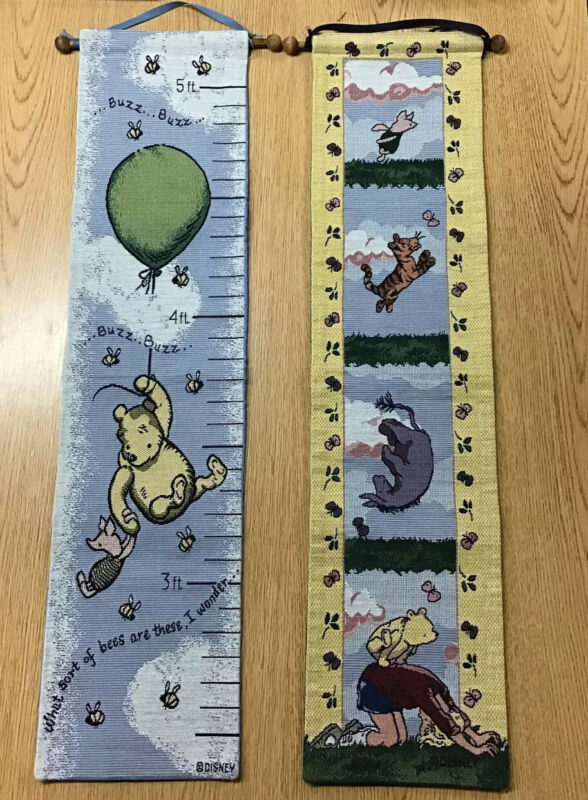 Disney Winnie the Pooh Tapestry Wall Hanger Decor