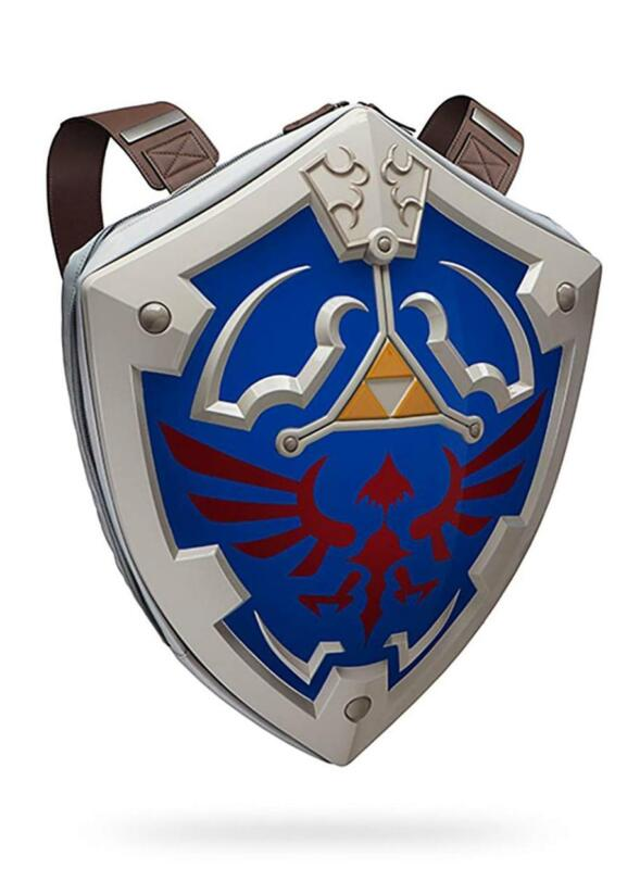 The Legend of Zelda Hylian Shield Hard Shell Backpack