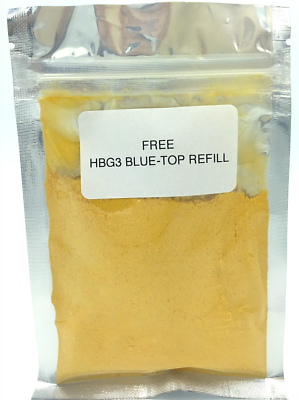 Herp-B-Gone Red/Green/Blue Bundle: Herpes Treatment Suppression 1