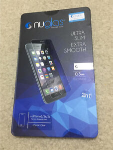Nuglas Tempered Glass Screen Protector for IPhone5/5S/5C Bull Creek Melville Area Preview