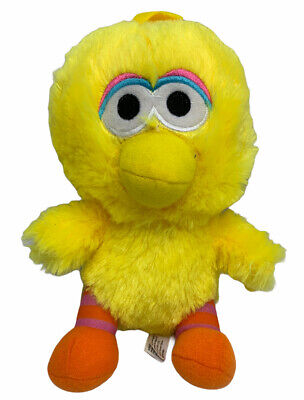 "Toy Factory Sesame Street 6"" Plush - Big Bird - Soft & fantastic! C4"