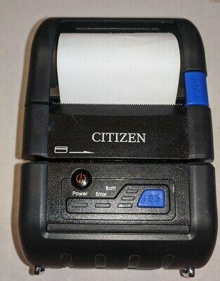 Citizen Cmp-20bt Pos Bluetooth Mobile Thermal Printer