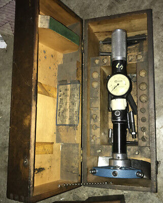 Standard Gage - Model Number 6 - Dial Bore Gage W Case 6-12