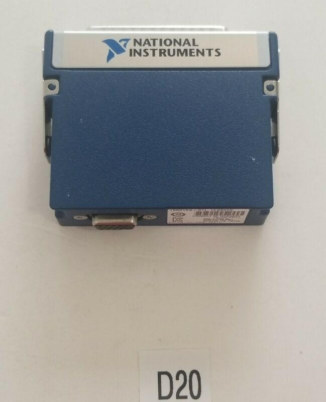 *PREOWNED* NATIONAL INSTRUMENTS NI 9205 with DSUB 32 Channel 16 Bit + WARRANTY!