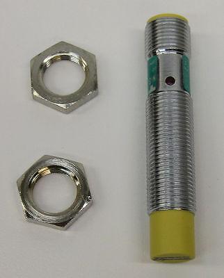 Turck 1580450 Uprox Inductive Sensor Ni8u-m12-ap4x-h1141