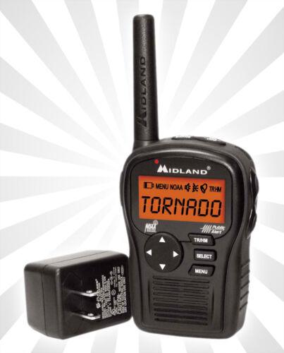 Midland Handheld Portable Emergency Weather Alert Radio HH54VP NEW
