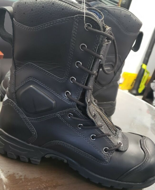 """NEW Thorogood  804-6379 9"""" Station 1 EMS - Wildland Firefighter Boots - 11 M"""
