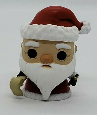 Funko Pop Pocket Nightmare Before Christmas Advent Calendar Figure Santa Claws