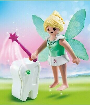 Playmobil Special Plus Tooth Fairy with Wand & Tooth Box 5381 NEW