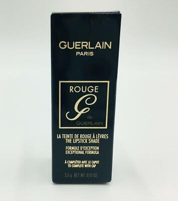 - Guerlain Rouge G Customizable Lipstick Refill N°22 Bright Red 0.12oz New