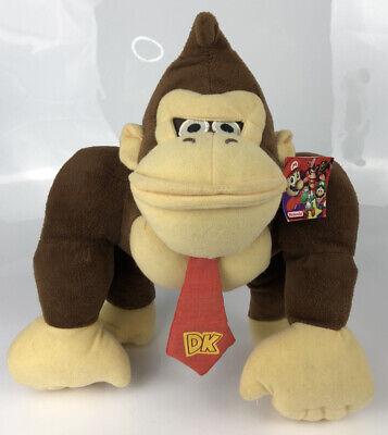 "Donkey Kong 2006 Nintendo Amusement Park Exclusive 12"" Plush Cuddly Toy"