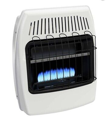 Dyna-glo Bf20pmdg Liquid Propane Blue Flame Vent Free Heater 20000 Btu