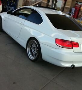 **BMW 335i coupe ALPINE WHITE 400HP FULLY LOADED!! $16500 OBO