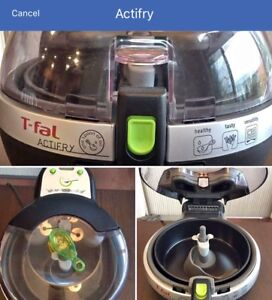T-Fal Actifry barely used
