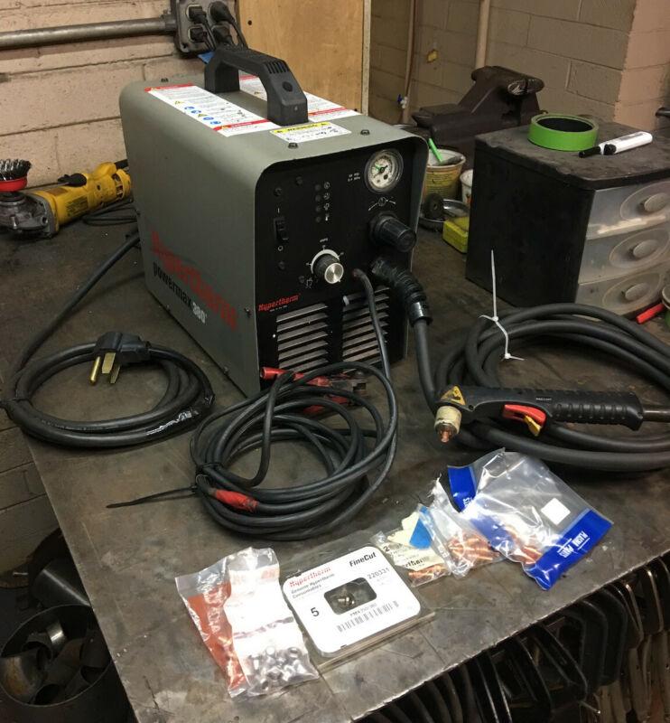 Hypertherm 380 Plasma Cutter/Torch