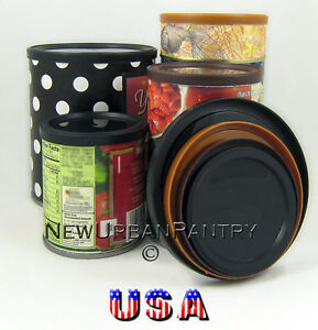 Canned Food Reusable Lids