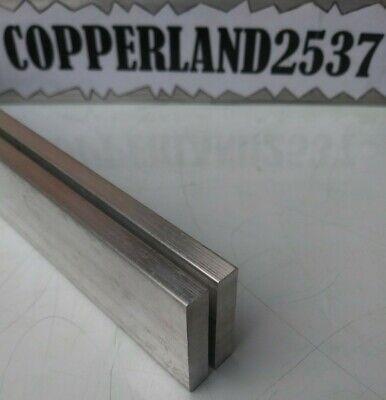 2 Pc 14 X 1-14 X 12 Long New 6061 Aluminum Plate Flat Stock Bar Block