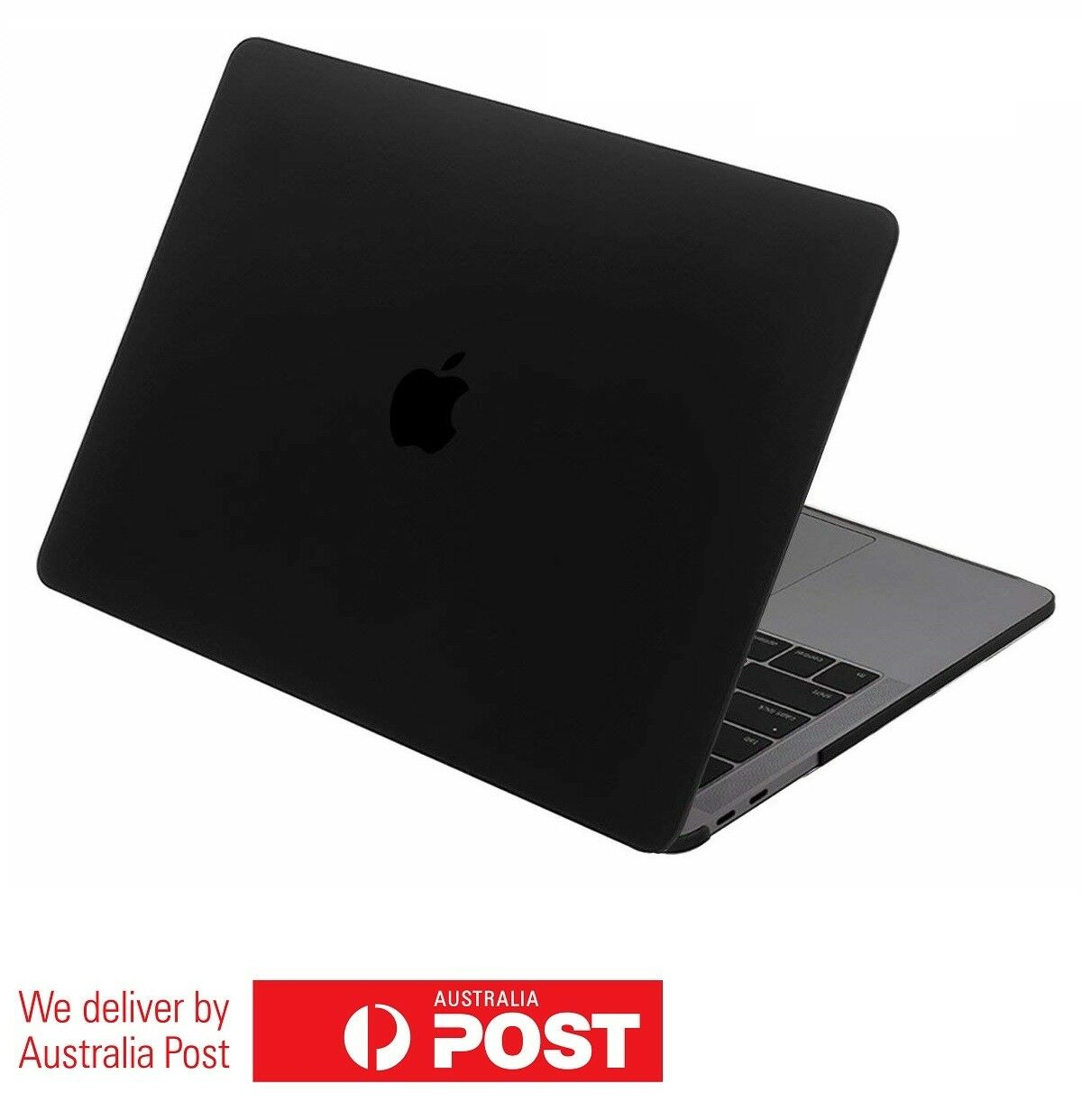 """Hard Case with Port Plugs for Apple MacBook Pro 13"""" 2016 - 2"""
