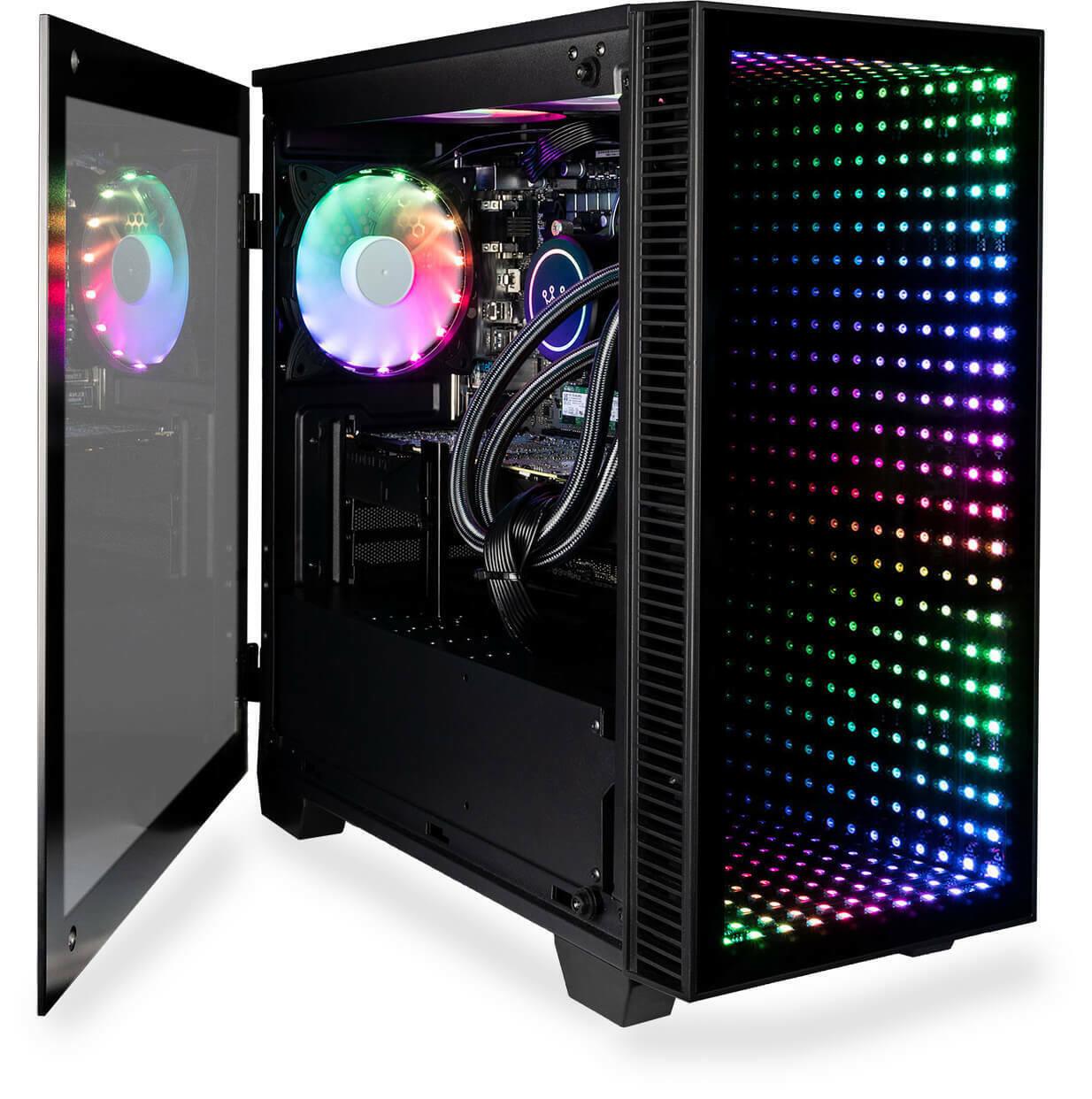 i7 9700k gaming pc rgb rtx 2080ti