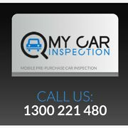 Mobile Pre - Purchase Vehicle Inspection Sydney Zetland Inner Sydney Preview