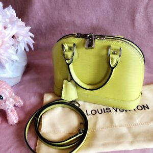 Louis Vuitton Alma bb JUST REDUCED