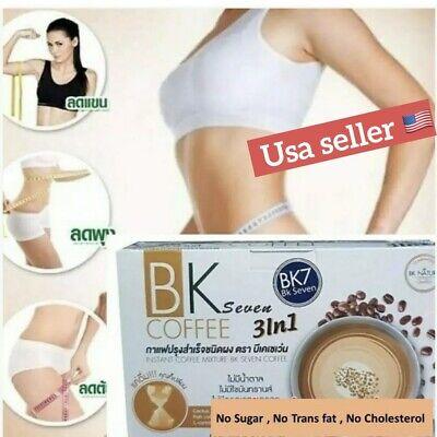 BK7 Fast Weight Loss Coffee Diet Idol Slimming Coffee Drink Lost Burn Fat