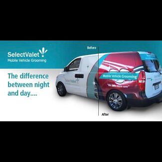 SelectValet Mobile Car Wash & Detailing