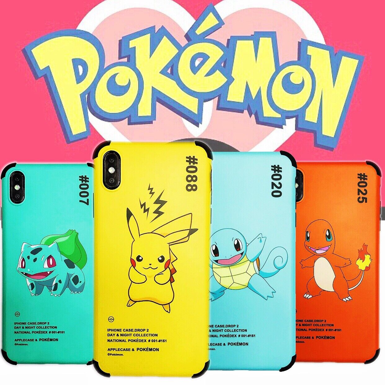 Pokemon Pikachu 2 iphone case