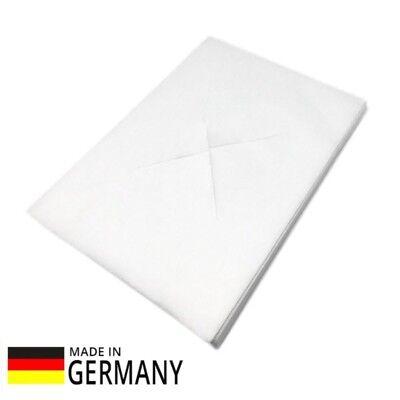 100 St. Vlies Nasenschlitztücher 30x21cm Hygieneauflage Auflage für die Massage