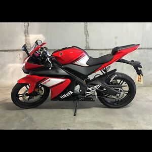 2010 Yamaha YZF R125 Norwood Norwood Area Preview