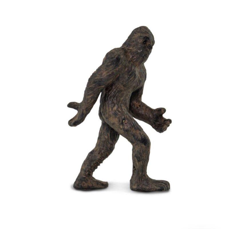 Bigfoot Figure Miniature Lot Of 10