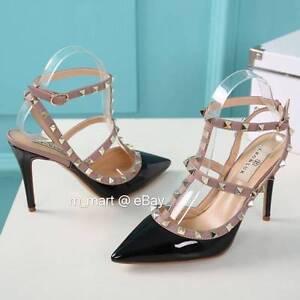 BNIB -Valentino-style Ladies Pointed 10,8 or6.5cm Heels,18options Sydney City Inner Sydney Preview