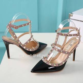 BNIB Ladies Pointed 10,8 or6.5cm Heels,18options