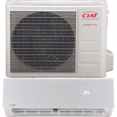 CIAT R32 DX 2.7kw Wall Mounted Inverter Heat Pump Split System Air...