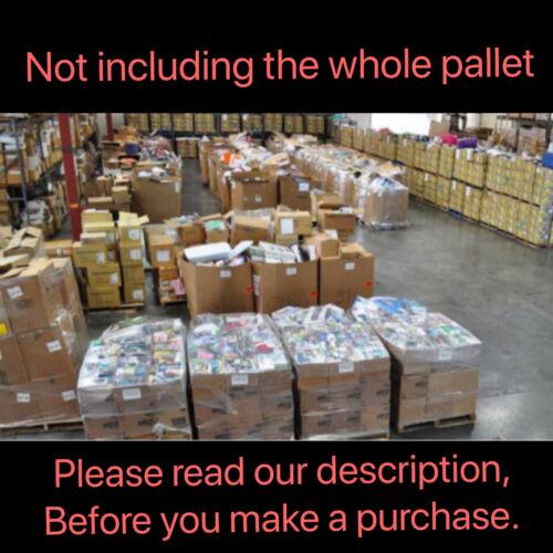 Amazon Wholesale Lot MSRP $200+ Items, Electronics, Toys, General Merchandise