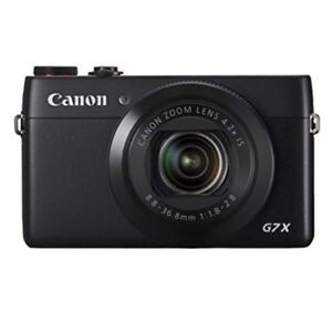 Canon PowerShot G7X (Immaculate Condition)