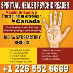 Would famous Indian psychic reader