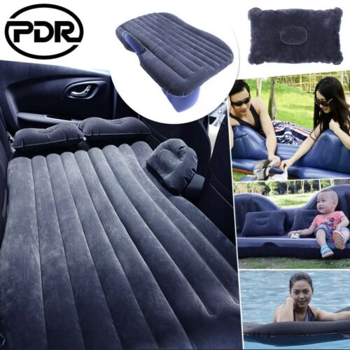 New Premium Quality Car Bed Back Seat Inflatable Air Mattres