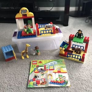 Lego Duplo Animal Clinic