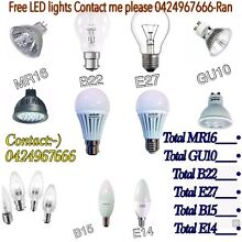 Free Energy & Environment saving lights for all VICTORIA Melbourne CBD Melbourne City Preview