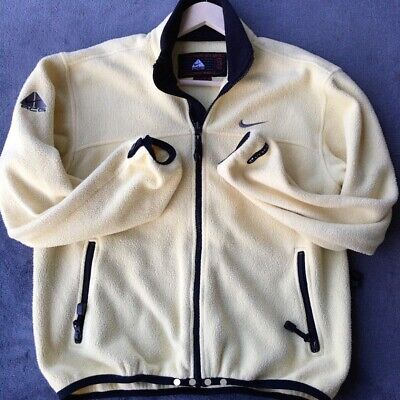 NIKE ACG Vintage 90s All Conditions Gear ThermaFit Layer 2 Jacket Small