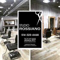 Looking for hairdresser to rent a chair or commission
