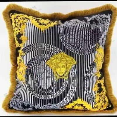 Velvet Cushion Cover 500x500 That Suits Versace