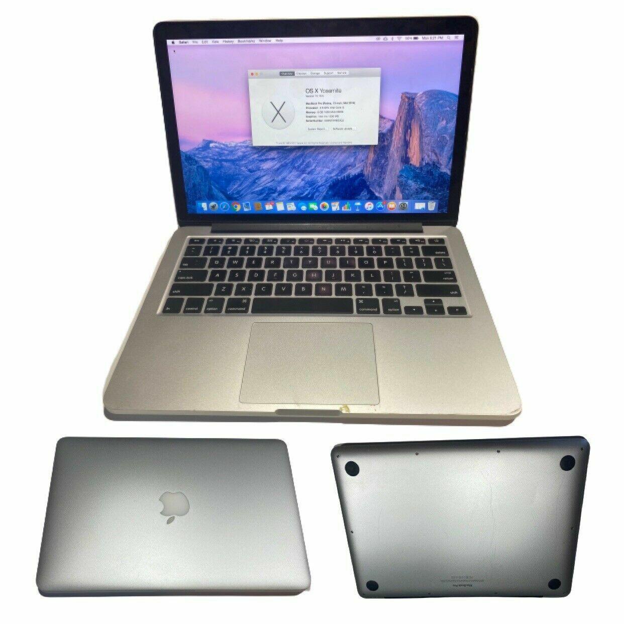 Apple MacBook Pro Retina 13 A1502 Battery Replacement Service - $138.99