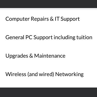 All Prestige Services- Computer Trouble Shooting and IT support