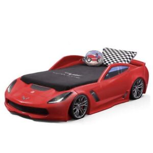Corvette toddler and twin bed