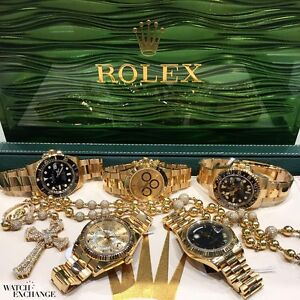 AUTHENTIC ROLEX WATCHES FOR SALE Sydney City Inner Sydney Preview