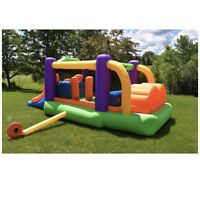 BOUNCY CASTLE OBSTACLE COURSE JUST $60/hour