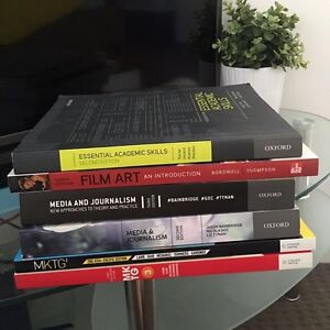 Textbooks for sale!!! Ormeau Gold Coast North Preview